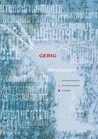 Gerig_Neuheiten-Cover